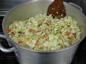 具沢山!!11種類の野菜スープ