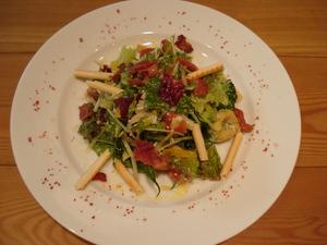 シーザー風サラダ